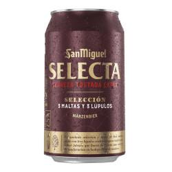 Bière San Miguel Selecta...