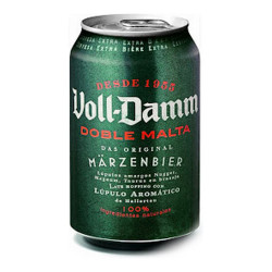 Bière Voll Damm (33 cl)