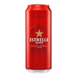 Bière Estrella Damm (50 cl)