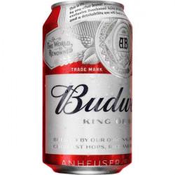 Bière Budweiser (33 cl)