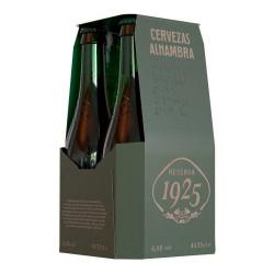 Bière Alhambra Reesrva 1925...