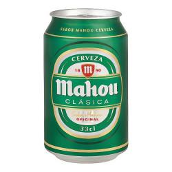 Bière Mahou Clásica (33 cl)