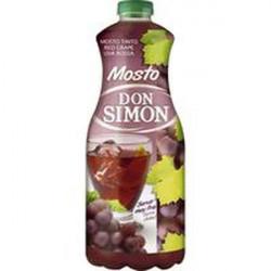 Jus de raisin Don Simon...