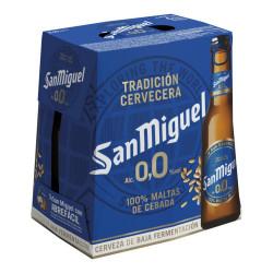 Bière San Miguel 0,0 (6 x...