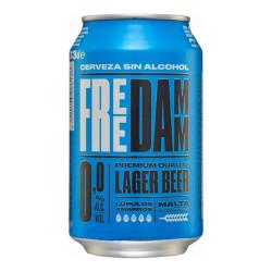 Bière Damm Free (33 cl)