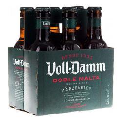 Bière Voll Damm (6 x 25 cl)