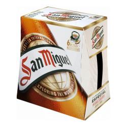 Bière San Miguel (6 x 25 cl)