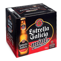 Bière Estrella Galicia (12...