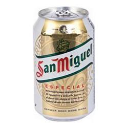 Bière San Miguel (33 cl)