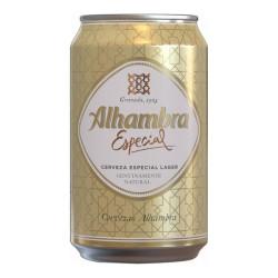 Bière Alhambra Premium...