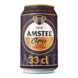 Bière Amstel Oro (33 cl)