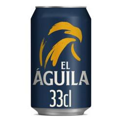 Bière Aguila (33 cl)