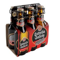 Bière Estrella Galicia Mini...