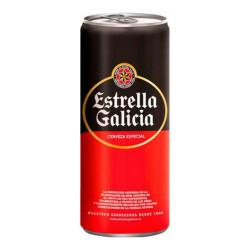 Bière Estrella Galicia (33 cl)