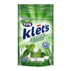 Chewing gum Fini Verveine...