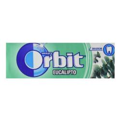 Chewing gum Orbit...