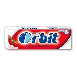 Chewing gum Orbit Fraise...