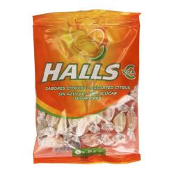 Bonbons Halls Citrique (100 g)
