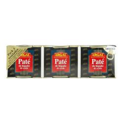 Pâté Argal (3 x 80 g)
