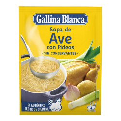 Soupe Gallina Blanca Poulet...