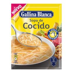 Soupe Gallina Blanca Cocido...