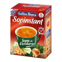 Soupe Gallina Blanca...