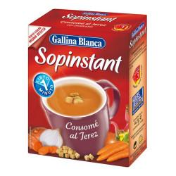 Bouillons Gallina Blanca...
