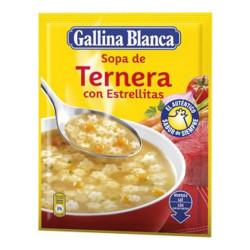 Soupe Gallina Blanca Veau...