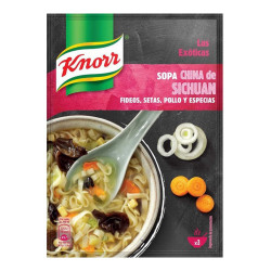 Soupe Knorr Sichuan (69 g)