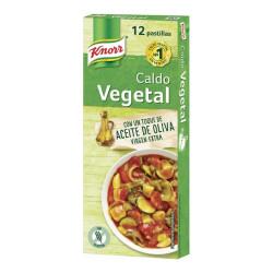 Bouillons Knorr Légumes...