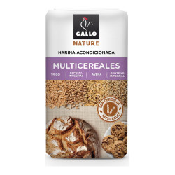 Farine Gallo Céréales (900 g)