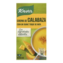 Crème de citrouille Knorr...