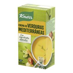 Crème de légumes Knorr...
