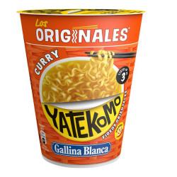 Nouilles Yatekomo Curry (60 g)