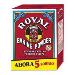 Levure Royal (5 x 16 g)
