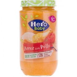 Pot pour bébé Hero Riz...