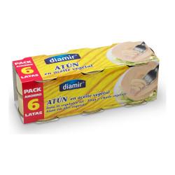 Thon à l'huile Diamir (85 g)