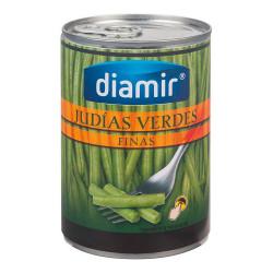Haricots verts Diamir (400 g)