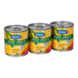 Maïs doux Diamir (3 x 150 g)