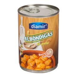 Boulettes de poulet Diamir...