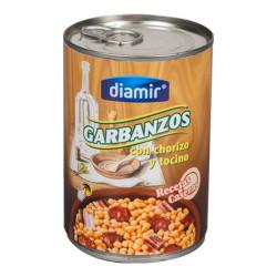 Pois chiches Diamir Chorizo...