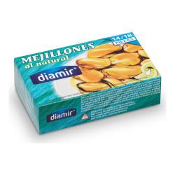 Moules Diamir (115 g)