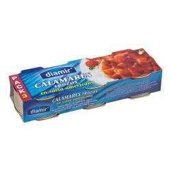 Calamar Diamir (85 g)