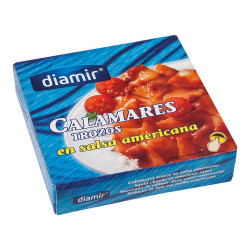 Calamar Diamir (280 g)