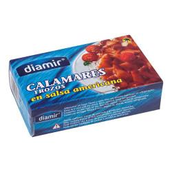 Calamar Diamir Sauce...