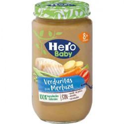 Pot pour bébé Hero Légumes...