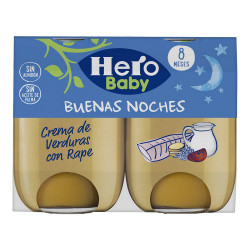 Pot pour bébé Hero Buenas...