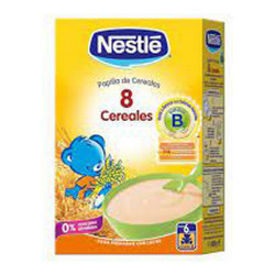 Purée pour bébé Nestle...