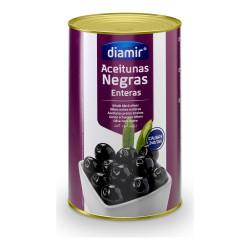 Olives noires Diamir (2,5 kg)