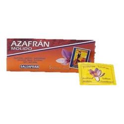 Safran Salsafran Broyage...
